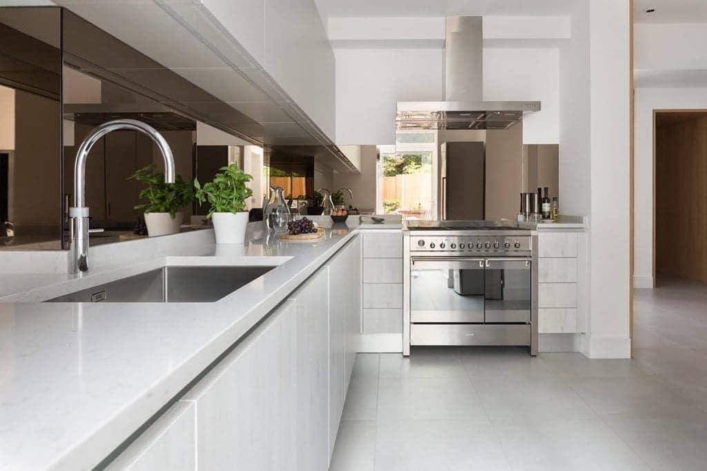 Kitchen in Fulham