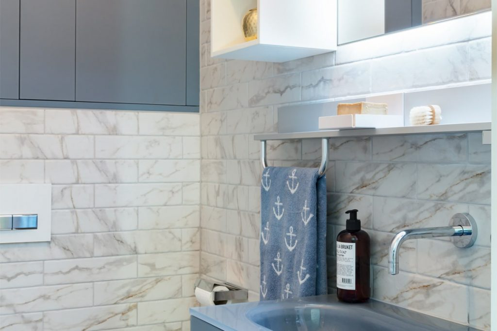 Family Bathroom in Highgate