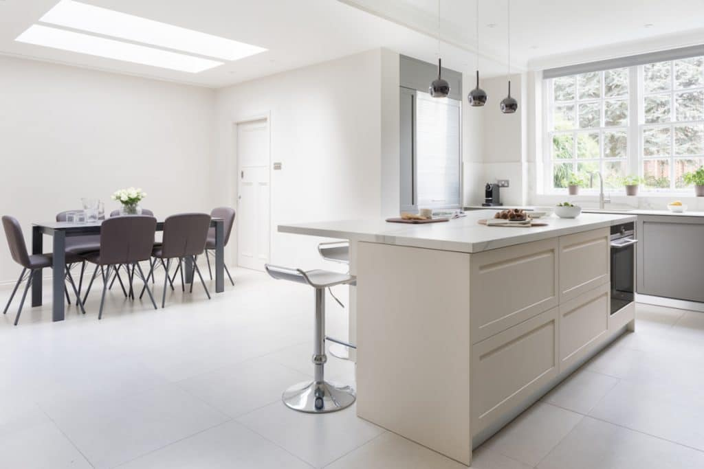 Kitchen in Finchley